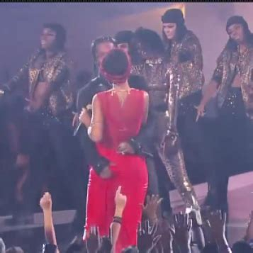 "2012 Vma Performance Rihanna & A$ap Rocky's ""cockiness"