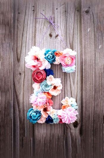 simply extraordinary diy letter decor   enhance