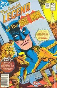 Untold Legend of the Batman (1980) comic books