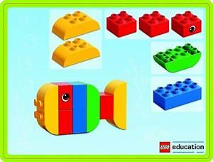 45019-1 Creative Lego Duplo Brick Set