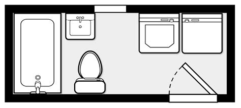 bathroom floor plans with washer and dryer my cozy farmhouse bathroom remodel floor plan options