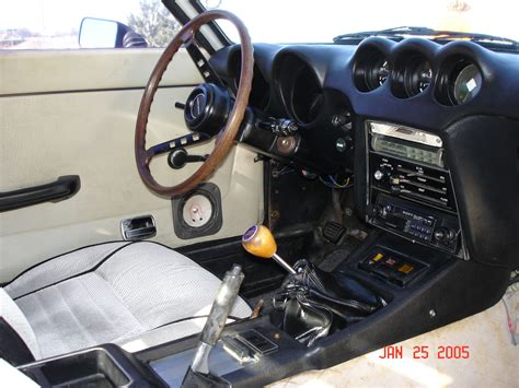 Datsun 240z Interior by 1973 240z Interior Z Interiors Datsun