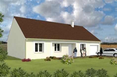 cuisine ouverte sur s駛our construction maison plain pied maison plain pied 28 maisons arlogis