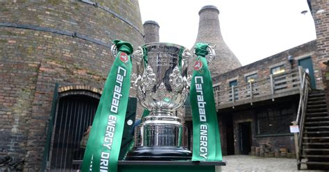 Carabao Cup second and third-round draw LIVE: Newc ...