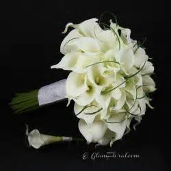bouquet de fleurs mariage wedding bouquets wedding bouquets with calla lilies