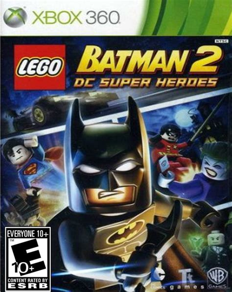 Juegos xbox 360 rgh discos carga chip envios a todo el pais 4. LEGO BATMAN 2 XBOX 360 - Game Cool! | Tienda de ...