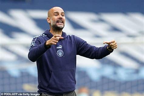 Manchester City boss Pep Guardiola lauds Arsenal's David ...