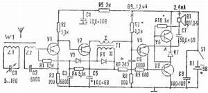 Simple Receivers On Transistors