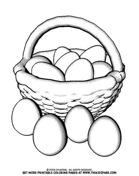 coloring pages  easter eggs coloring home