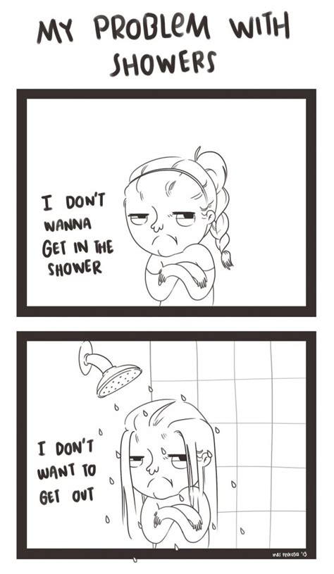 Meme Shower - my problem with showers jpg