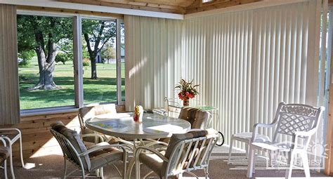 blinds for sunrooms gallery sunroom furniture shade pictures ideas designs
