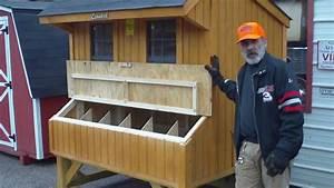 Ready Built Chicken Coop