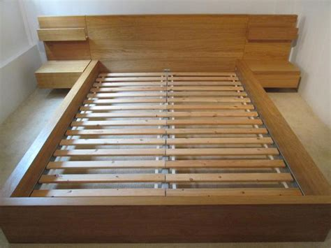 Malm Bed Nightstand by Ikea Malm Bed Frame With Stands Oak Bay