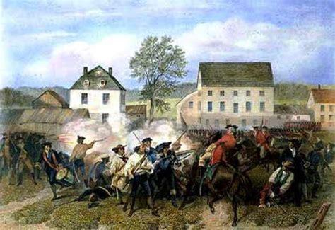 siege concord revolutionary war timeline