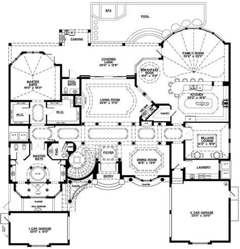 Luxury Two Story House Plans  28 Images  Luxury Sle