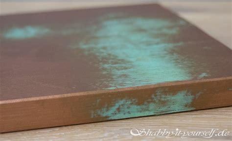 Kupfer Farbe by Kupfer Mit Echter Patina Streichen Modern Masters Kupfer