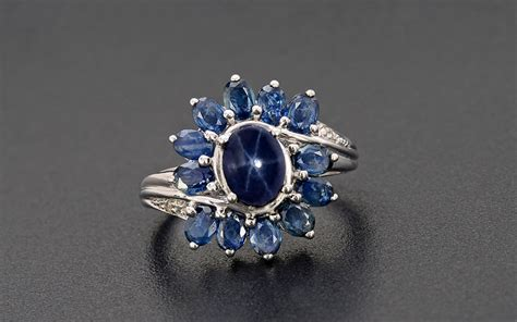 blue star sapphire stone meaning  history info
