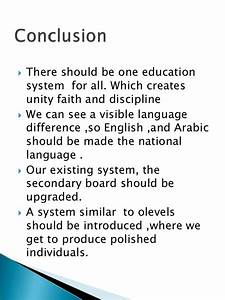 conclusion on education system in india