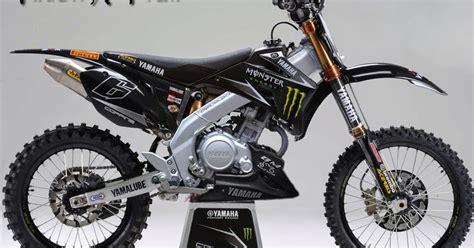 Klx 250 Modifikasi Motocross by Modifikasi Kawasaki Klx Motocross