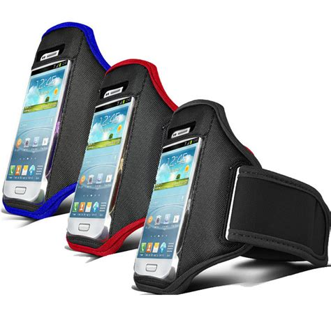 phone running 3x running sport armband skin cover for mobile
