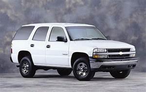 Maintenance Schedule For 2001 Chevrolet Tahoe