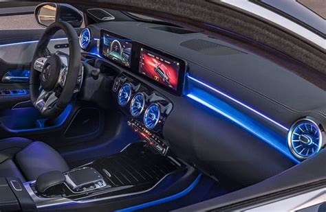 See design, performance and technology features, as well as models, pricing, photos and more. Specs and features in the 2020 Mercedes-Benz AMG® A 35 Sedan