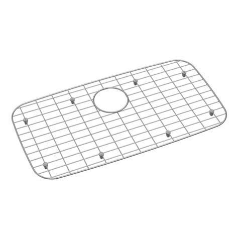 Elkay Stainless Steel Bottom Grid Fits 28x15 75x1 In Bowl