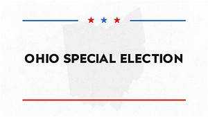 Ohio House District 12 special election 2018