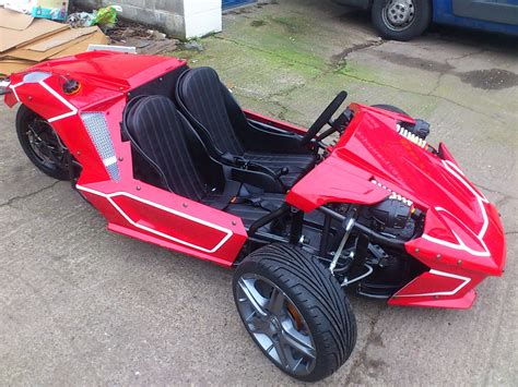 3 Wheel Car For Sale by Awesome 3 Wheeler Sports Car 163 6 000