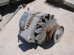 Find Vw Rabbit Vanagon Alternator 55 Amp Motorola Diesel
