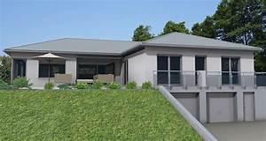 Bungalow Mit Keller : garage im keller hanglage haus design ideen ~ A.2002-acura-tl-radio.info Haus und Dekorationen