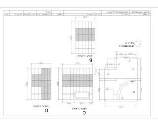 tfq architects gambar pola lantai
