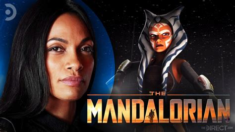 The Mandalorian Season 2: Rosario Dawson Rumored to Have ...