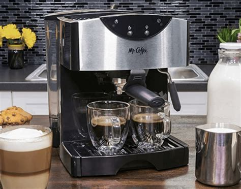 Coffee espresso machine pros and cons. Mr. Coffee ECMP50 Espresso - Cappuccino Maker - ReviewAffi Reviews
