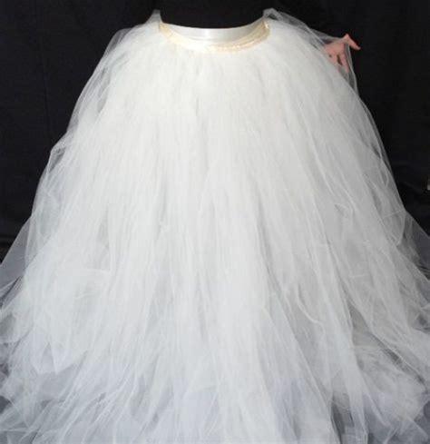 diy wedding skirt tutu clothes diy tulle skirt tulle