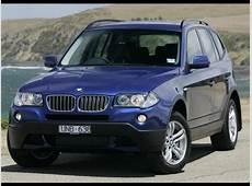 BMW X3 Hot Cars