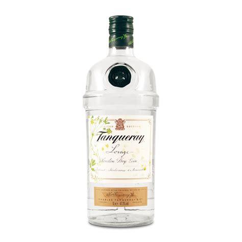tanqueray lovage   vol tanqueray gin