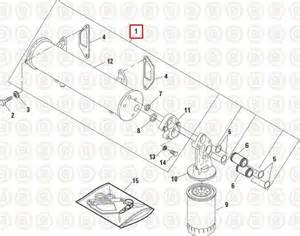 International Dt466 Oil Cooler Excel P  N 441410e Ref