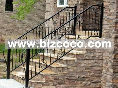 banisters for sale stair cases with wrought iron outside wrought iron