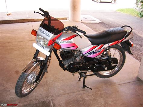 suzuki samurai motorcycle was there a suzuki samurai bike not ind or tvs make
