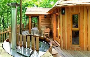 Cabane De Luxe : cabanes dans les arbres spa bien tre proche paris ~ Zukunftsfamilie.com Idées de Décoration
