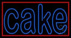 1000 images about Cake Neon Signs on Pinterest