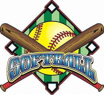 Softball Adult Clip Logos Fastpitch Field Sports