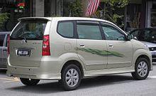 Toyota Avanza Image by Toyota Avanza