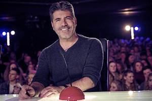 Simon Cowell just Britain's Got Talent buzzer presser ...