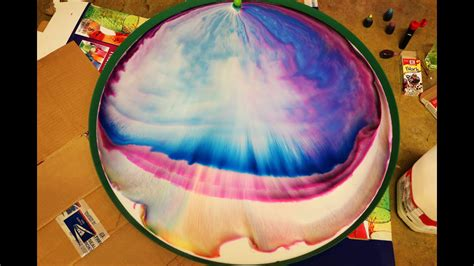 giant size milk  food coloring  dish soap