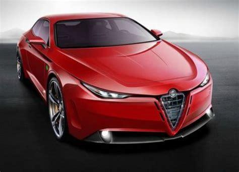 Alfa Romeo Giulia Coupé, Foto Della Nuova Concept Car