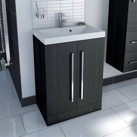 Bathroom Sink And Vanity Unit - the drift grey furniture range is a superb addition to any