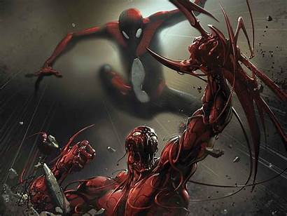 Wallpapers Carnage Marvel Venom Superior Cool Backgrounds
