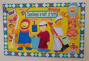 Preschool Chore Chart Cleanliness Theme Board Diy Chore Chart Kids